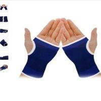 2 Pcs Wrist Band / Wrist Hand / Hand Band / Deker pergelangan tangan