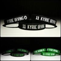 2bf924076280 Basketball Silicone Bracelets Kyrie Irving - Celtics