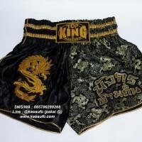 Celana Muay Thai, Celana Muay Thai Top King, Celana Top King CT007
