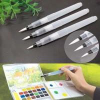Kuas Cat Lukis Sakura Drawing Isi Air Waterbrush Water Paint Brush