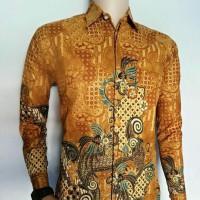 List Harga Baju Batik Pria Semi Sutra 2018-2019 - Batik Indonesia 06371e4633