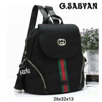 f3d3afa22859 Backpack Ransel GUCCI - Tas ransel wanita impor Tas Punggung Murah