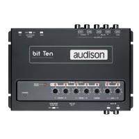 Audio Mobil Audison Bit Ten Bitten Processor dsp XTT13334