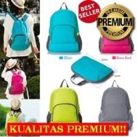 produk wulankidshop [ SUPER SALE] Foldable Backpack / Trave