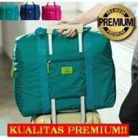produk wulankidshop [SUPER SALE] Foldable Travel Bag / Hand