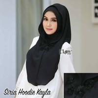 Hijab jilbab pashmina bergo kerudung scarf Khimar Hoodie instan kayla