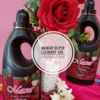 PAKET GOJEK/GOSEND MAWAR SUPER LOUNDRY BY WARDAH MSL PELICIN PEWANGI