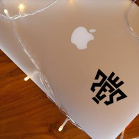 Decal Sticker Macbook Stiker VideoGame PES Pro Evolution Soccer Laptop
