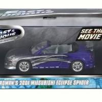 Greenlight Fast Furious Roman 01 Mitsubishi Eclipse Spyder