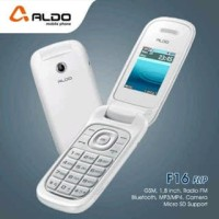 Hendfhone Hp Aldo F16 Model Lipat Mirip Samsung