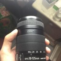 Lensa Canon 18-135mm ES dan Canon 85mm Fix USM