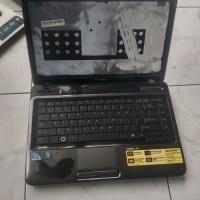 Jual Casing toshiba L640 bekas Bekas Buana laptop Yogyakarta