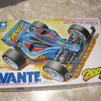 Tamiya Mini 4wd Avante 2001 Junior - Tamiya Avante 2001