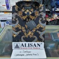 Harga Alisan Batik Panjang Slim Hargano.com