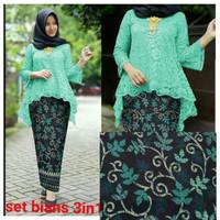 Harga baju setelan wanita setelan kebaya batik cantik setelan biansu | Pembandingharga.com