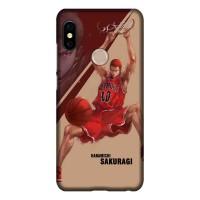 Slam Dunk 2 Casing Custom Xiaomi Redmi S2 Case Hardcase