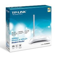 Tp Link 8901N 150 Mbps Adsl2plus Wireless Modem Router Limited