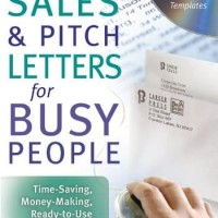 Sales & Pitch Letters for Busy People - George Sheldon (Career)