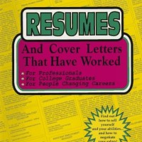 Resumes and Cover Letters That Have Worked - Anne McKinney (Career)