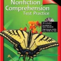 Time for Kids, Nonfiction Comprehension Test Practice, level 6