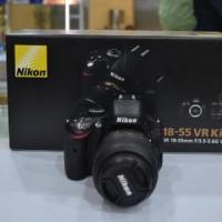 NIKON D3200 + LENSA KIT 18-105 VR.