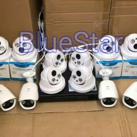 Paket CCTV 12 Channel AHD 3MP HDD-2TB Siap Pasang