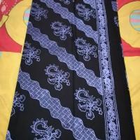 kain batik cap motif gajah oling + gedegan