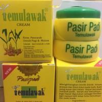 Temulawak Day   Night Cream Pasir Padi - ORIGINAL BPOM