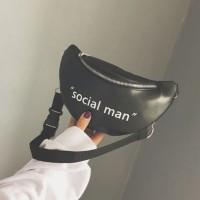 tas pinggang bum bag social man bta396