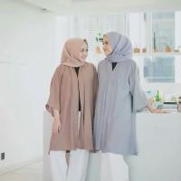 Baju Atasan Wanita Shakina Long Outer