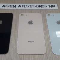 TERBARU Back Cover iPhone 8 8G 4.7 inchi BackDoor HP Housing Tutup Bel