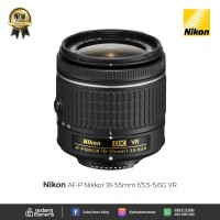 [NEW] Nikon AF-P Nikkor 18-55mm f/3.5-5.6G VR @Gudang Kamera Malang