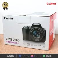 [NEW] Canon EOS 200D Kit 18-55mm IS STM @Gudang Kamera Malang