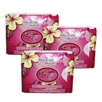 Pembalut herbal Avail Night Use (Pink)
