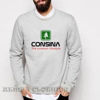 Jaket Sweater Consina - Misty - Zemba Clothing