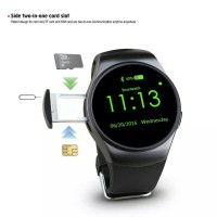 Original Kingwear SmartWatch KW18 Monitor Bluetooth 4.0 Android Ios