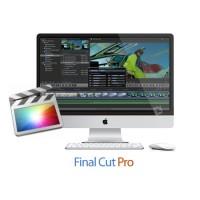 Program Software Editing Video Final Cut Pro X Apple Macbook MacOSX