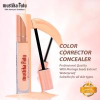 Mustika Ratu Kosmetik Wajah Warna ORANGE Corrector Concealer Anti Air