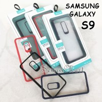 SAMSUNG S9 S 9 Hardcase Premium Auto Focus Clear Case List Color 3UMS