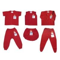miyo red set sz 0-3m Newborn (6pcs)