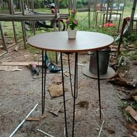 Jual Meja Kopi / Coffee Table Mini Bulat Murah - Kota ...