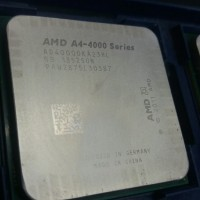 Processor amd apu a4 4000