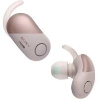 Sony WF-SP700N Wireless In-Ear Headphones (Pink)
