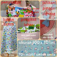 Apron/Celemek/Tutupan Menyusui / Nursing Cover ADVENA Character Series