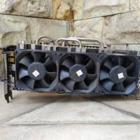 HIS 7970 GHZ 3GB / HIS AMD RADEON R9 280X 3GB ICEQ X2 Second Delta Fan