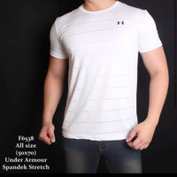 Baju kaos underarmour gym fitness fashion training UA SAMPING