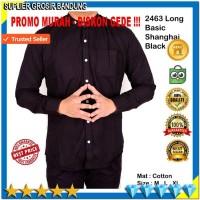 Harga baju kemeja pria lengan panjang kemeja shanghai hem pria terbaru | Hargalu.com