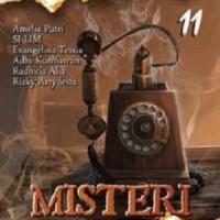 Dasar & Novel) KOMIK FANTASTEEN#11 MISTERI TELEPON TUA