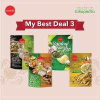My Bestdeal 3(Mi Kocok Bdg, Kolak, Sambel Korek Ijo, Talas Soto Kuning