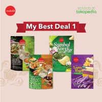 My Bestdeal 1(Mi Kocok Bandung,Kolak, Sambel Korek Ijo, Stik talas LBS